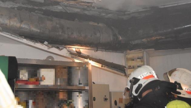 Hier dürfte der Brand seinen Ausgang genommen haben. (Bild: MA 68/Lichtbildstelle)