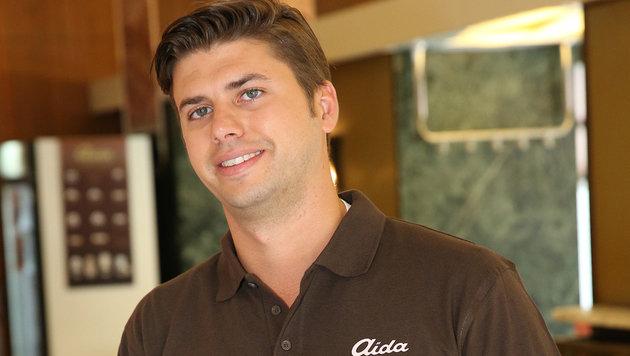 Dominik Prousek, Junior-Chef von Aida (Bild: KRONEN ZEITUNG)