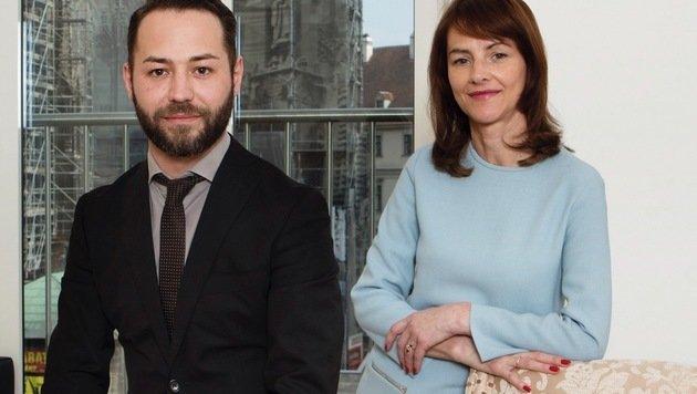 70 Unternehmer gegen Demo-Irrsinn in Wiener City (Bild: Kronen Zeitung)