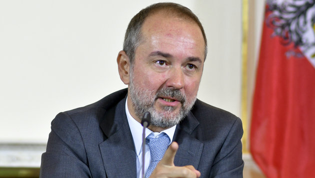 Kanzleramtsminister Thomas Drozda (SPÖ) (Bild: APA/HERBERT NEUBAUER)