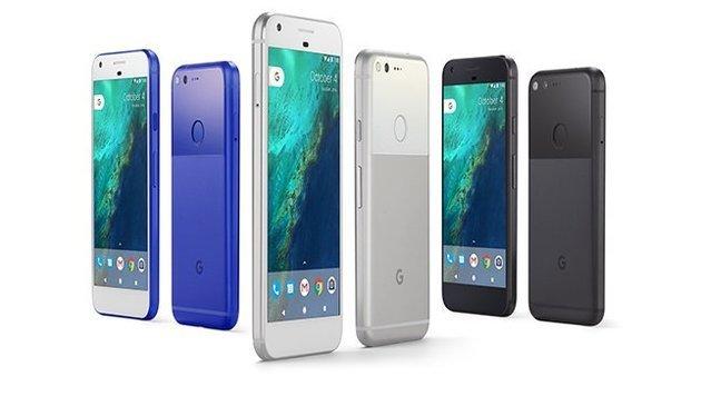 Pixel: Google zeigt uns seinen iPhone-Rivalen (Bild: Google)