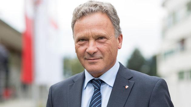 Rechtsanwälte-Präsident Dr. Rupert Wolff (Bild: Julia Hammerle)