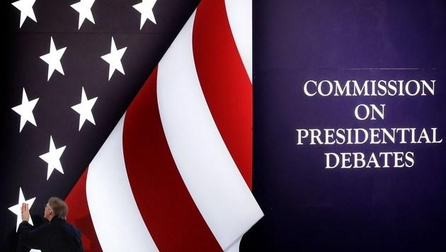 Auch US-Vizekandidaten treten zum TV-Duell an (Bild: APA/AFP/GETTY IMAGES/CHIP SOMODEVILLA)