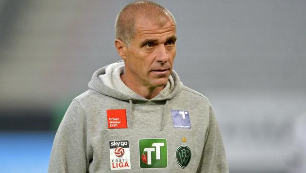 BW Linz holt Klaus Schmidt als neuen Trainer (Bild: GEPA)