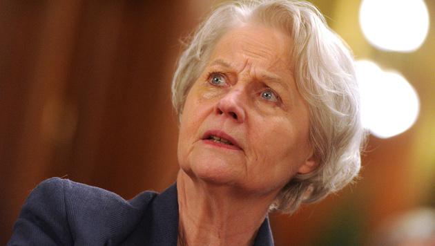 Historikerin Brigitte Hamann 76-jährig verstorben (Bild: APA/HERBERT PFARRHOFER)