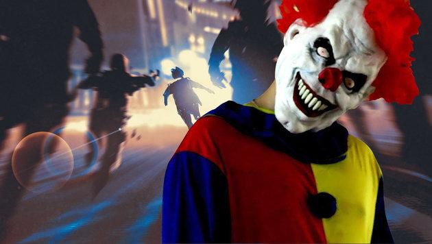 US-Studenten blasen zur Jagd auf Clowns (Bild: thinkstockphotos.de)