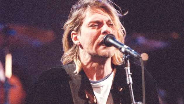 Nirvana-Frontman Kurt Cobain (Bild: Viennareport)
