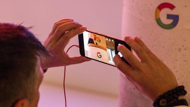 Pixel: Google zeigt uns seinen iPhone-Rivalen (Bild: Markus Mielek/Google)