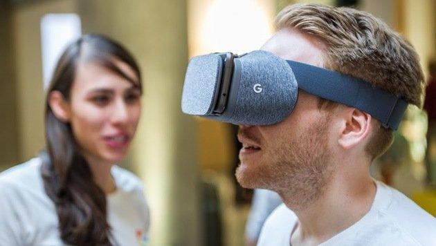 Daydream: Google verlässt bei VR die Karton-Ära (Bild: Markus Mielek/Google)