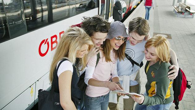EU: Gratis-Interrail-Tickets für junge Europäer (Bild: ÖBB)