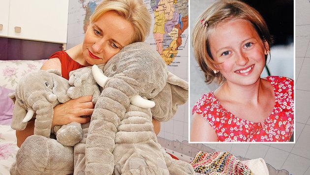 Johanna starb im Alter von elf Jahren an einem Gehirntumor, ihre Mutter musste lernen loszulassen. (Bild: Martin A. Jöchl)