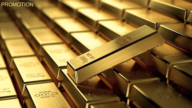 Wohin mit meinem Gold? Lagerung von Edelmetallen (Bild: thinkstockphotos.de)