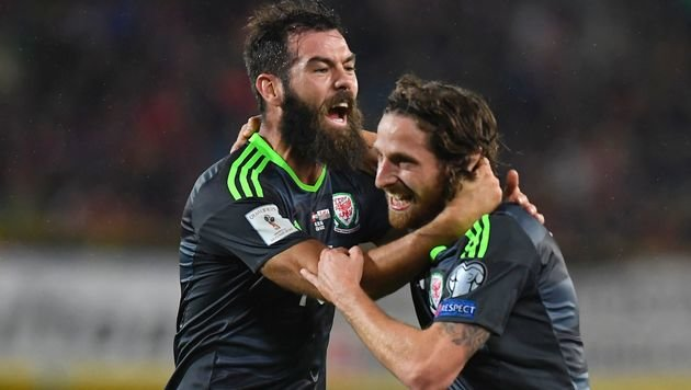 ArnauTORvic rettet ÖFB-Team 2:2 gegen Wales (Bild: AFP)