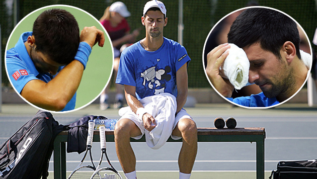 "Burnout? Djokovic: ""Habe Lust am Tennis verloren!"" (Bild: AFP 2)"