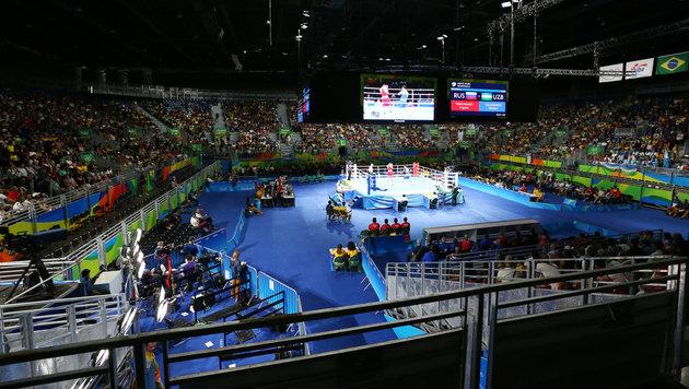 Nach Rio: Alle Punkt- und Kampfrichter suspendiert (Bild: GEPA)