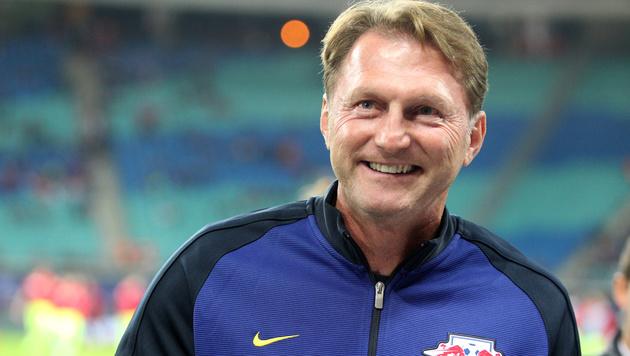 Ralph Hasehüttl zum besten Trainer gewählt (Bild: GEPA)