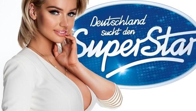 "YouTube-Star Shirin David putzt ""DSDS""-Jury auf (Bild: RTL, krone.at-Grafik)"