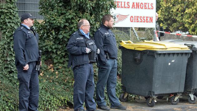 Deutscher Hells-Angels-Ortspräsident erschossen (Bild: APA/dpa/Boris Roessler)