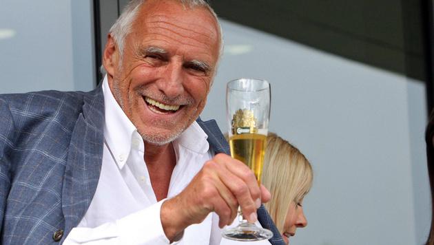 Mateschitz will Bier brauen - aus alter Heilquelle (Bild: Adolf Horst Plankenauer)