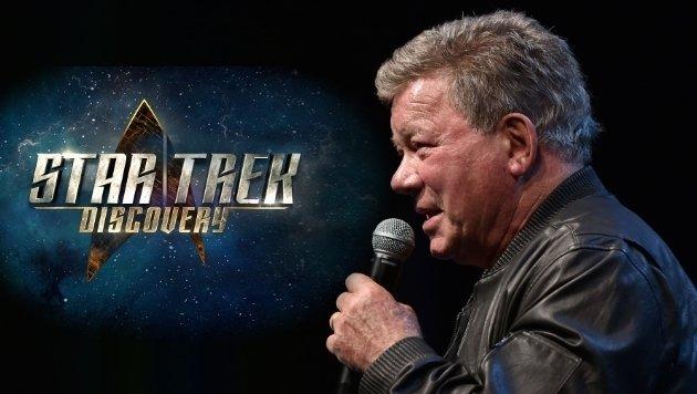 """Shatner im neuen """"Star Trek""""? Ganz oder gar nicht! (Bild: CBS, APA/AFP/JOSH EDELSON)"""