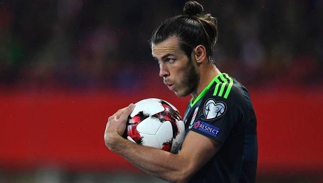 Gareth Bale (Bild: AFP)
