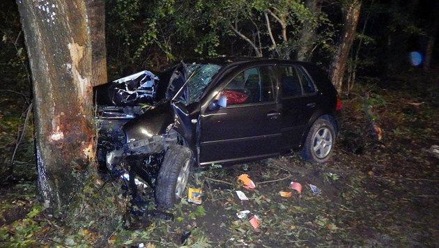 Drei Schwerverletzte bei Alko-Unfall in Wien (Bild: MA 68-Lichtbildstelle)