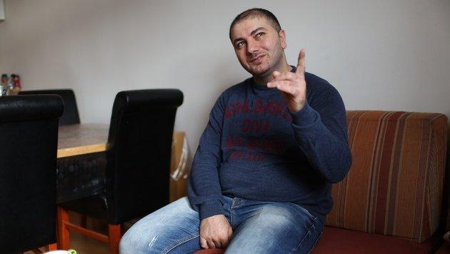 Sollte wieder Frieden in Syrien herrschen, möchte Gerges zurück. (Bild: Gerhard Bartel)