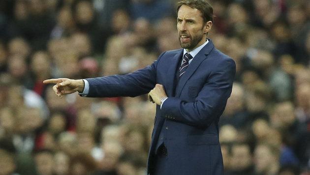 England gewinnt bei Southgate-Debüt 2:0 (Bild: AP)