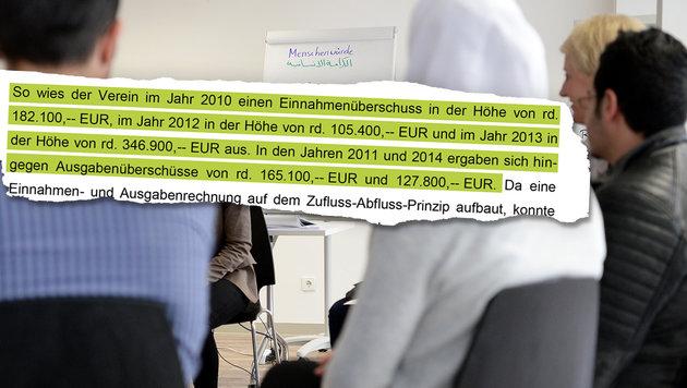 Förderung für Migrantenberatung trotz Gewinn (Bild: APA/Roland Schlager, Stadtrechnungshof Wien)