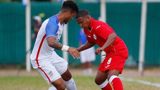 USA gewinnen historisches Spiel gegen Kuba (Bild: Getty Images)