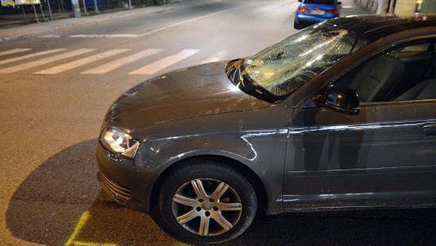 Betrunkener in Wien angefahren und schwer verletzt (Bild: LPD WIEN)