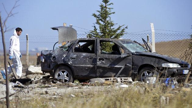 Zahlreiche Tote bei Anschlag in Südosttürkei (Bild: Associated Press)