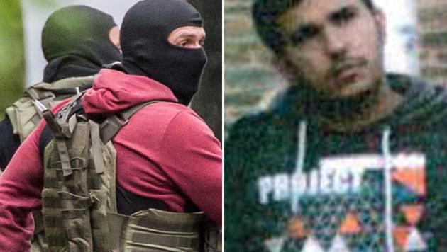 Die Polizei fahndet deutschlandweit nach dem 22-jährigen Syrer Jaber Al-Bakr. (Bild: APA/dpa-Zentralbild/Bernd März, AP)