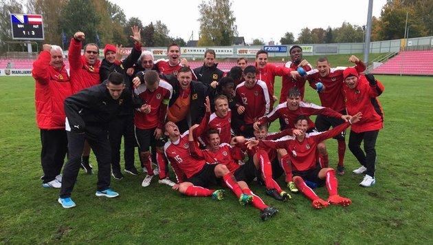 Gruppensieg! U19 in Eliterunde der EM-Quali (Bild: facebook.com)