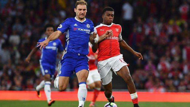 Serbiens Chelsea-Star: Größte Gefahr Arnautovic! (Bild: AFP or licensors)