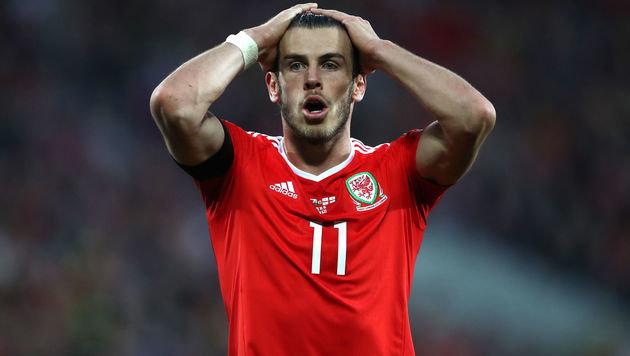 Wales blamiert sich mit 1:1 daheim gegen Georgien! (Bild: AP)