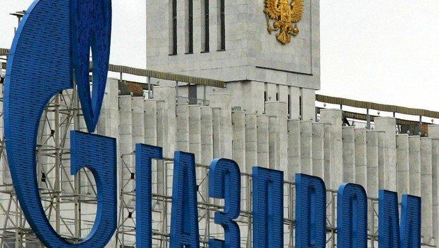 Wieder ein Großauftrag für den russischen Energiekonzern Gazprom (Bild: APA/AFP/ALEXANDER NEMENOV)