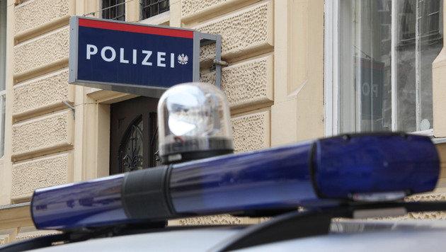 Die Polizei schnappte die beiden Asylwerber in unmittelbarer Nachbarschaft (Bild: Jürgen Radspieler)