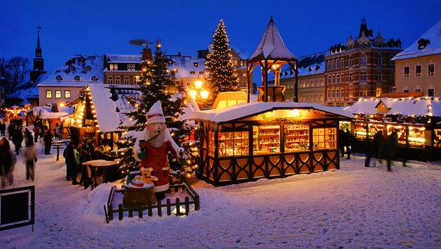 Ausflugstipps zu romantischen Weihnachtsmärkten (Bild: thinkstockphotos.de)