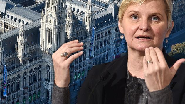 Sandra Frauenberger (Bild: APA/Helmut Fohringer)