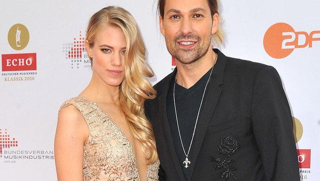 Larissa Marolt und David Garrett (Bild: Viennareport)