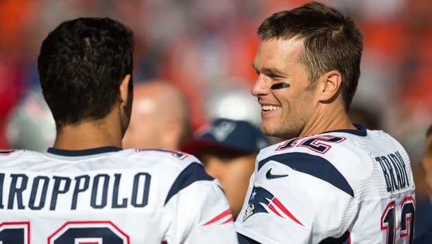 Patriots-Quarterback Tom Brady glänzt bei Comeback (Bild: Getty Images)