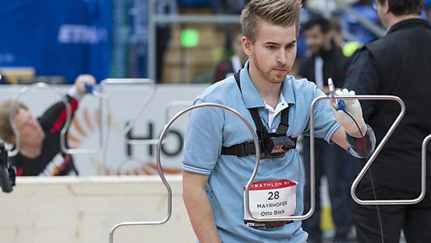 Prothesen-Bewerb: Österreicher holt Silbermedaille (Bild: APA/ETH Zuerich/Della Bella)