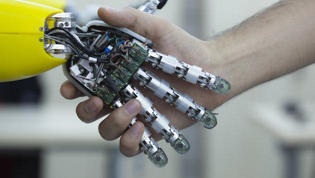 Robo-Medizin: Vom Holzbein zur Hightech-Prothese (Bild: thinkstockphotos.de)