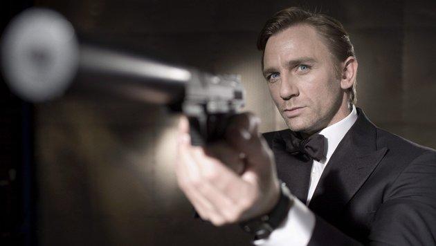 Daniel Craig als James Bond (Bild: EPA)