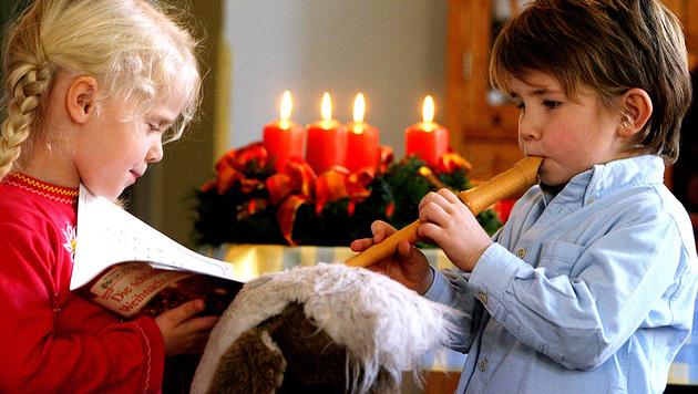 Kindergarten sagt Weihnachtsfest ab: Eltern empört (Bild: Martin A. Jöchl (Archivbild))