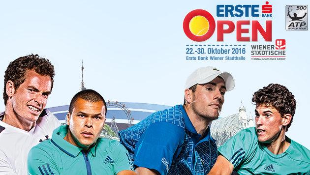 """Mit der """"Krone"""" ins ERSTE BANK OPEN-Finale! (Bild: www.ATPWorldTour.com)"""