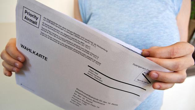 Zusätzlicher Wahltag soll Briefwahl eindämmen (Bild: APA/GEORG HOCHMUTH)