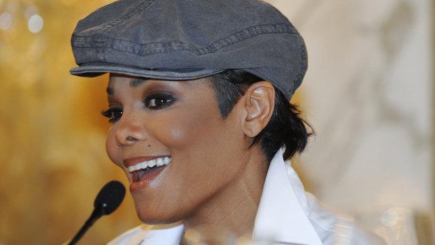 """Janet Jackson 2011 beim """"Life Ball"""" (Bild: APA/Herbert Neubauer)"""