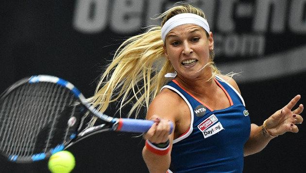 Dominika Cibulkova (Bild: APA/BARBARA GINDL)